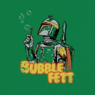 Bubble Fett