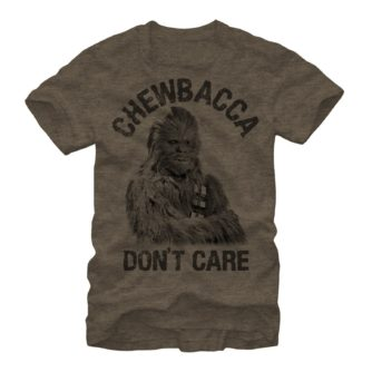 Chewbacca Don't Care Tshirt