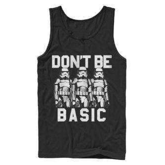 Don't Be Basic Stormtroopers Men's Tank Top