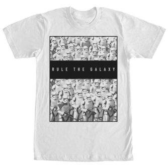 Episode VII Stormtroopers Rule the Galaxy Tshirt