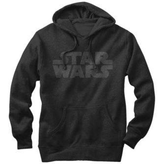 Star Wars Simple Logo Hoodie