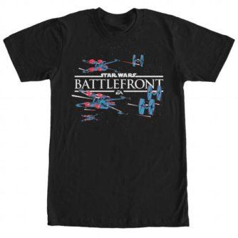 Battlefront X-Wing and Tie Tshirt