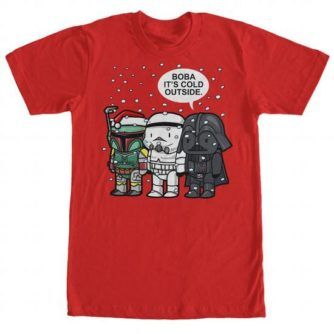Boba Its Cold Tshirt