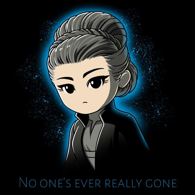 No One's Ever Really Gone